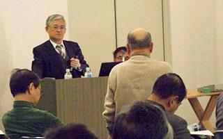 講演会 「1995.1.17 震災と明石海峡大橋」