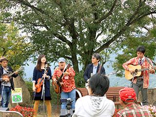 アコースティック音楽祭(大浜PA下り)