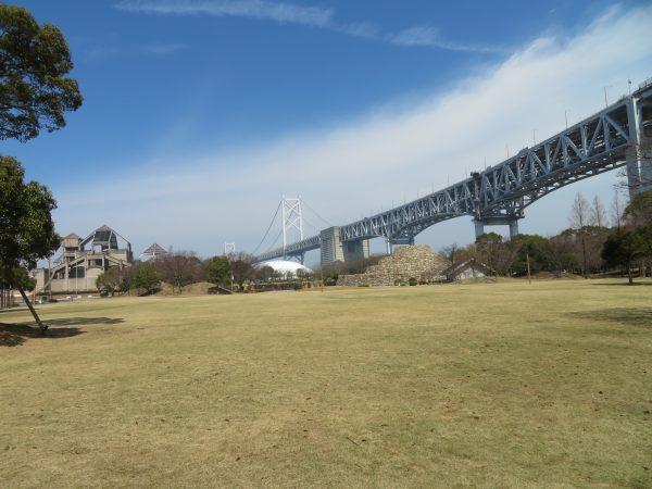 瀬戸大橋記念公園です
