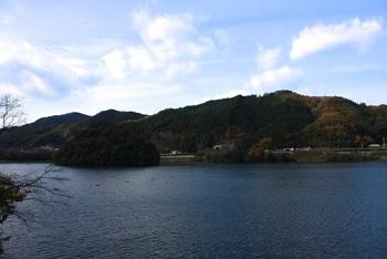 玉川ダム湖(1)