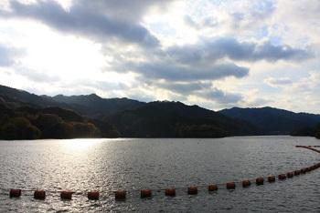 玉川ダム湖(2)