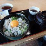 瀬戸田PA(上り)フードコートでお昼ご飯を食べました