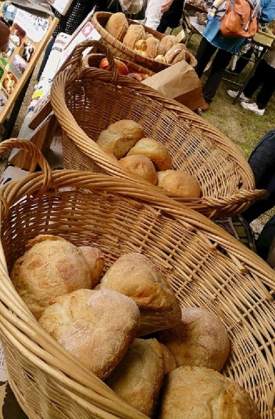 ジャックのパン屋さん(新居浜市大島)