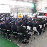 「愛媛県ドクターヘリ運航開始式」に出席しました