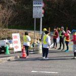 「因島のサイクリングロードの清掃活動に参加しました」