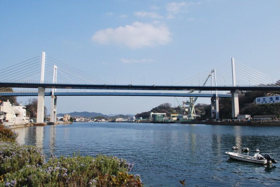 新尾道大橋 しまなみ海道