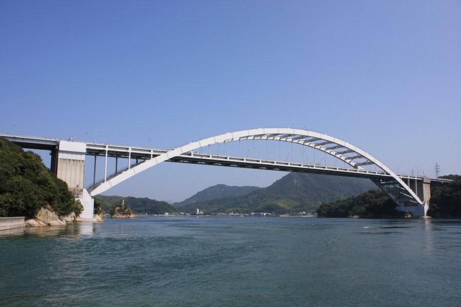 大三島橋|しまなみ海道